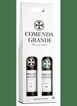 Comenda Grande Tinto e Branco - 2 Garrafas 0.75