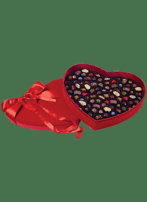 Caixa Bombons Prestige com ouro comestível - 100 bombons