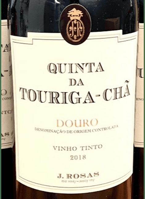Quinta da Touriga-Chã 2018