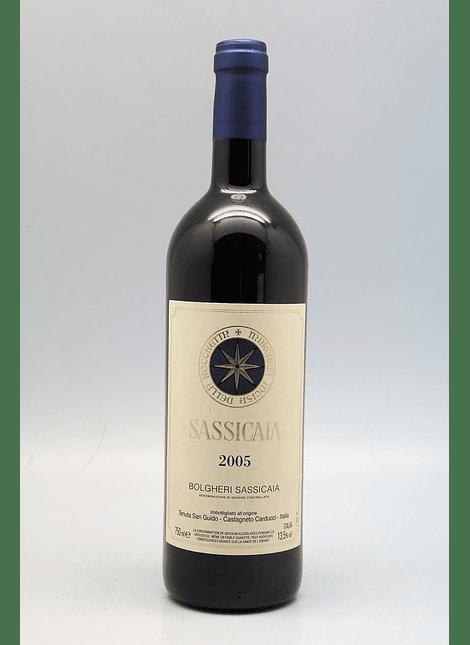 Sassicaia 2005 7,5 ml