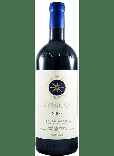 Sassicaia 2007 7,5 ml