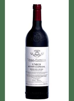 Vega Sicilia Unico Reserva Especial 2002 0,75l