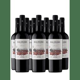 Caja 12 bot. Classic Cabernet Sauvignon 2019
