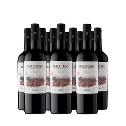 Caja 12 bot. Classic Cabernet Sauvignon 2020