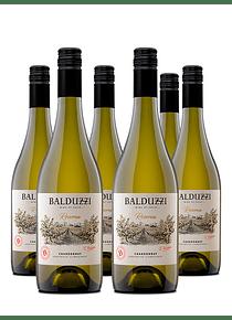 Caja 12 bot. Reserva Chardonnay 2019