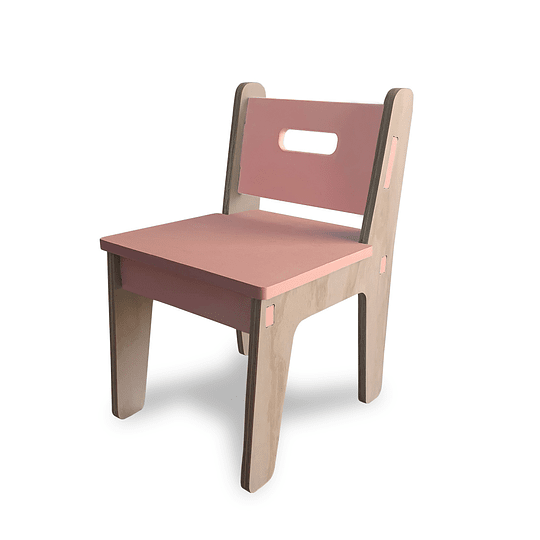 Silla Gapra | PinkOrange - Image 1