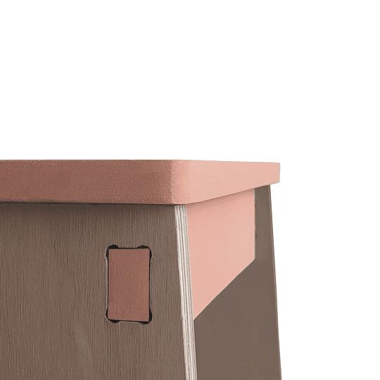 Silla Gapra | PinkOrange - Image 3