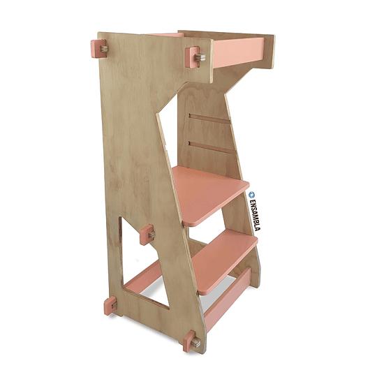 Torre de Aprendizaje   PinkOrange - Image 1