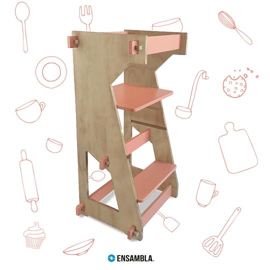 Torre de Aprendizaje | PinkOrange - Image 4