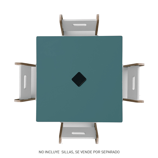 Mesa Bal | Dark GreenBlue - Image 3