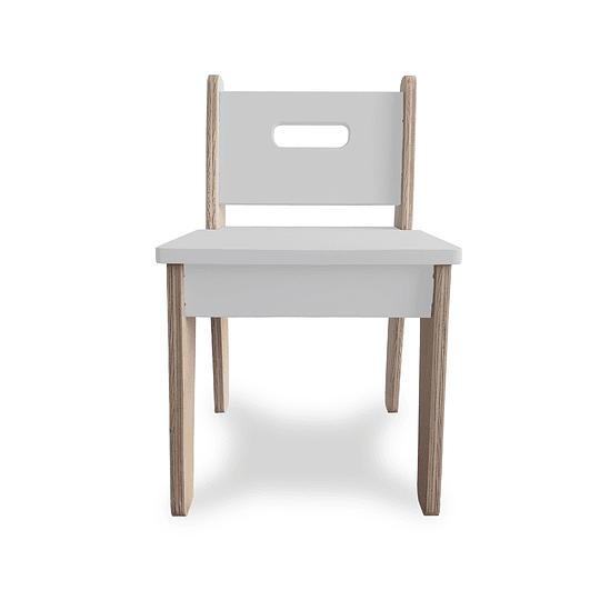 Silla Gapra | White - Image 2
