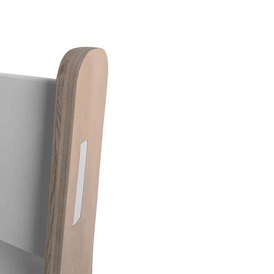 Silla Gapra | White - Image 4