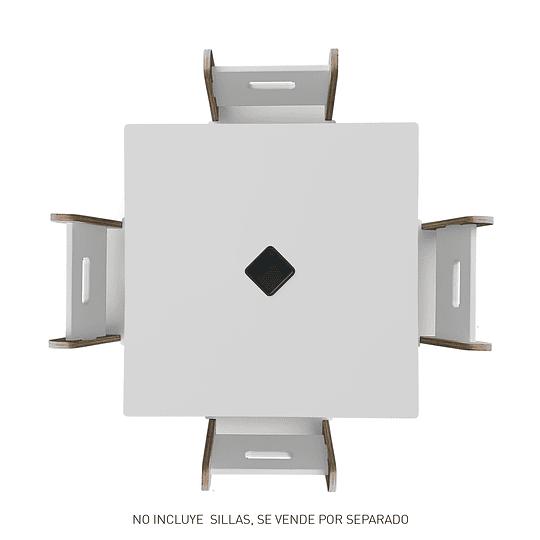 Mesa Bal | White - Image 3