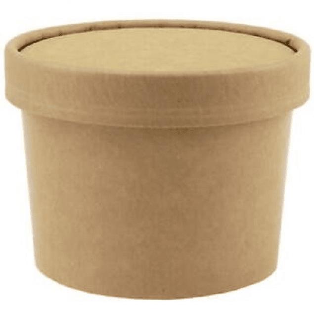 Pack de 20 Potes Kraft 240 cc