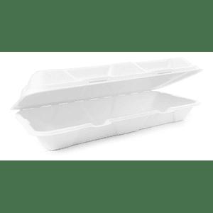 Pack de 50 Envases Hot Dog compostable