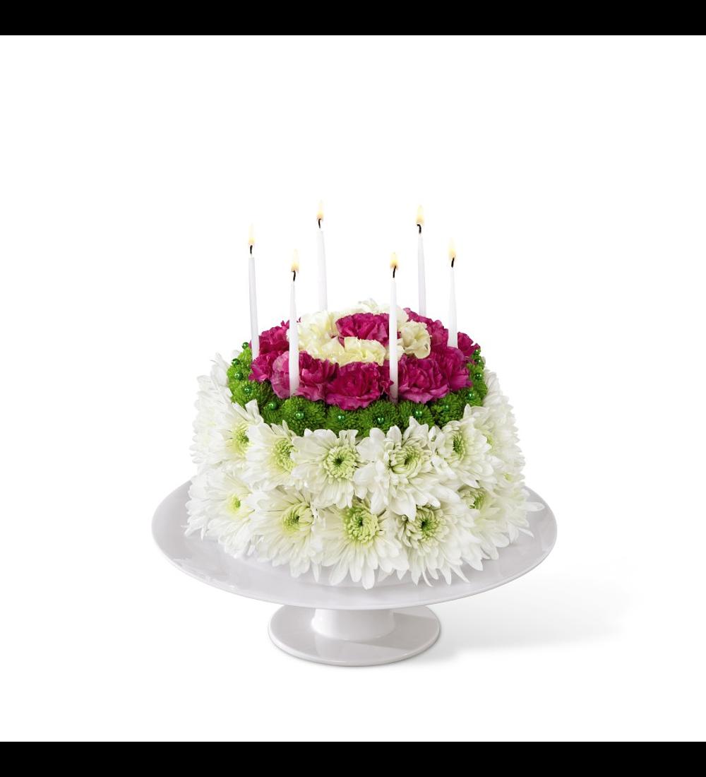 Torta de Flores