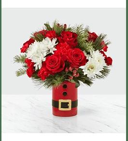 Arreglo Floral en base Pascuero