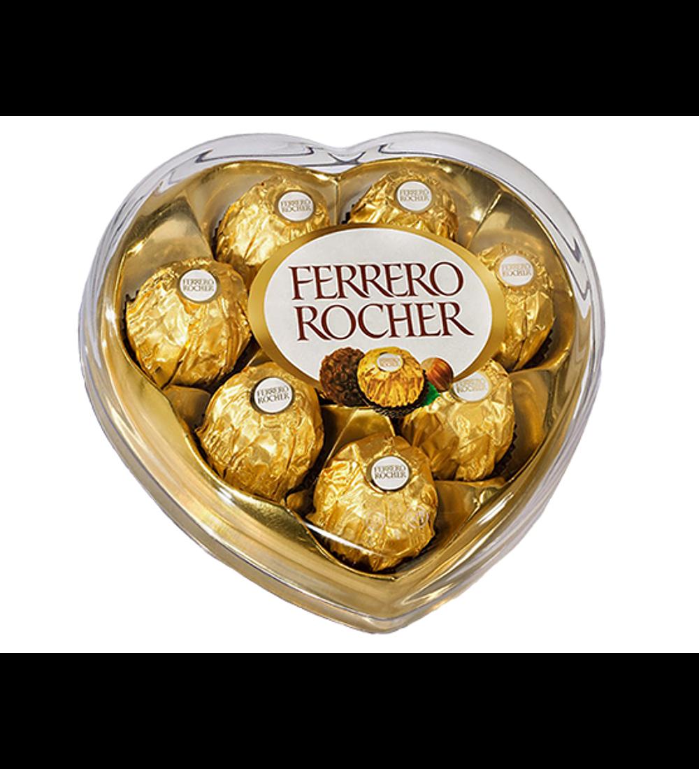 Ferrero Rocher Corazon
