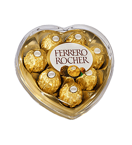 Ferrero Rocher Corazon