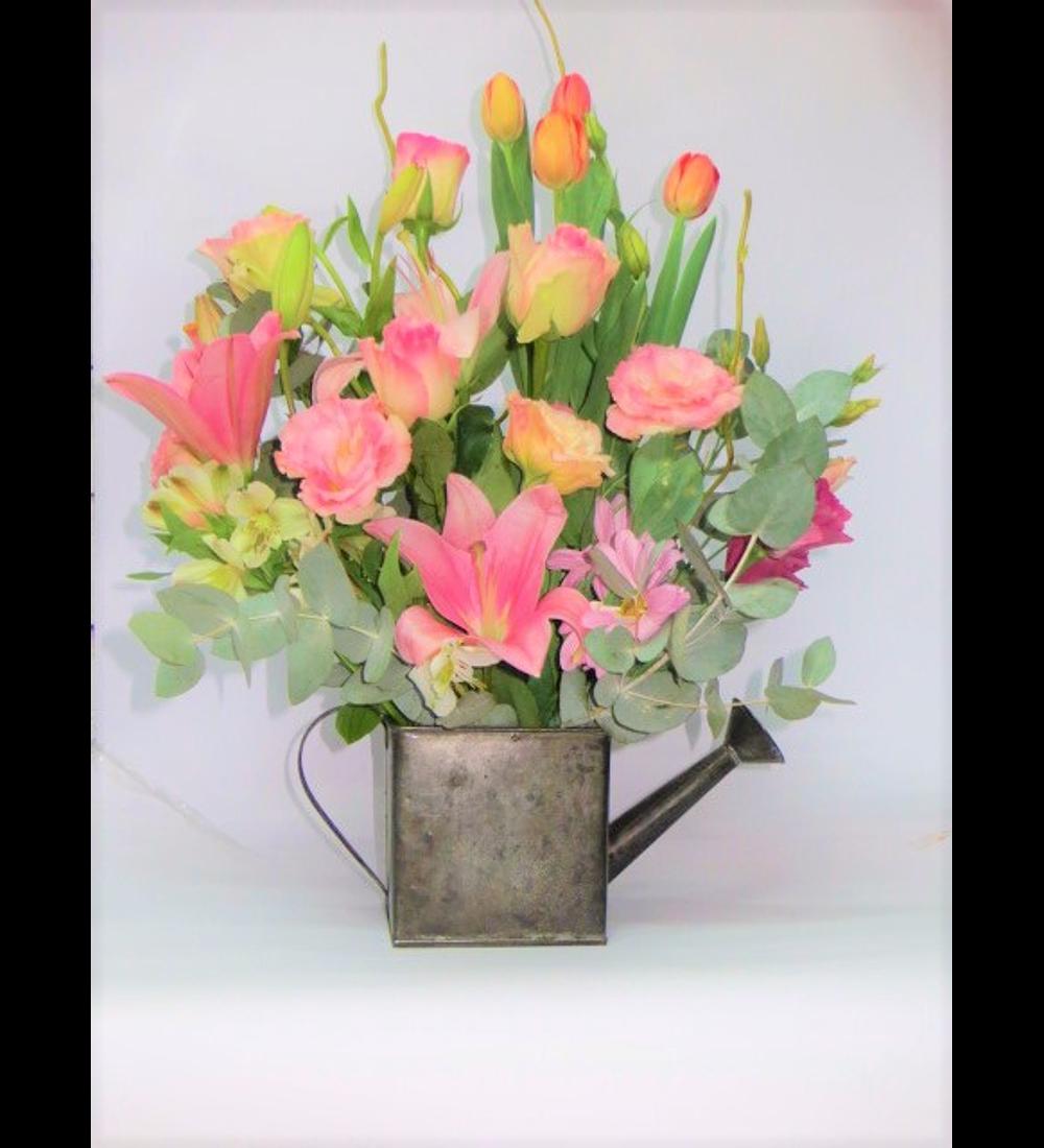 Regadera Flores Mixta