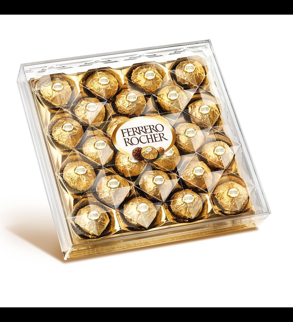 Ferrero Rocher Caja de Lujo
