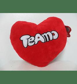 Corazón de Peluche Amor