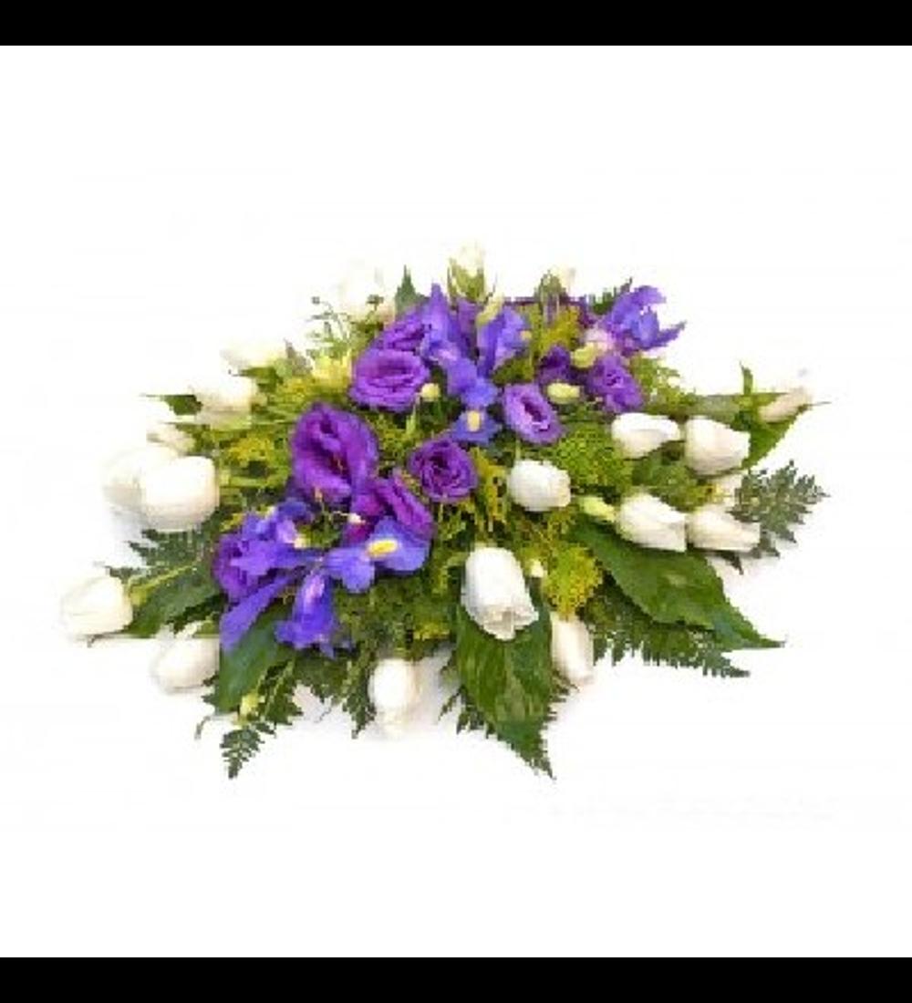 Arreglo Floral Ovalado Mixto