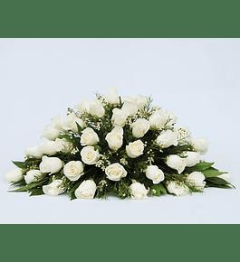 Cubre Urna 50 Rosas