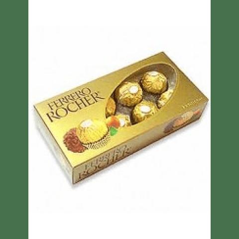 Bombones Ferrero Rocher 100 g.