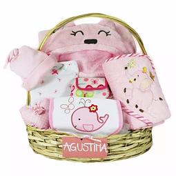 Canasta Bebé Personalizada