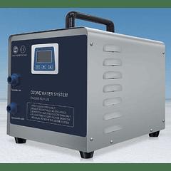 Ozonador de agua para Desinfeccion de superficies