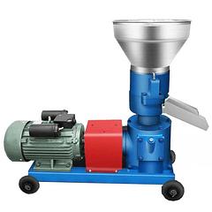 Maquina para hacer pellets