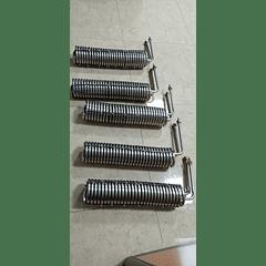 Intercambiador de calor INOX