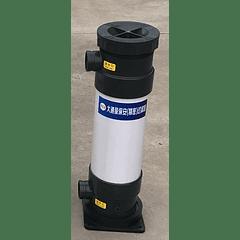 Carcasa para filtro plisado 10