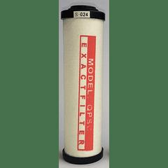 Filtro para deshumidificador para aire comprimido