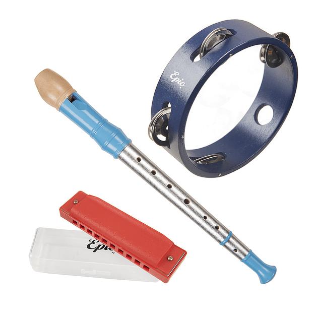 Set 3 Instrumentos musicales Niños