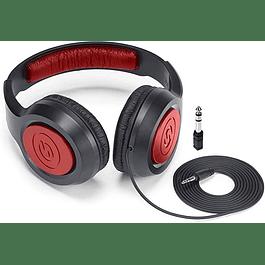 Samson SR360 Over-Ear Auriculares