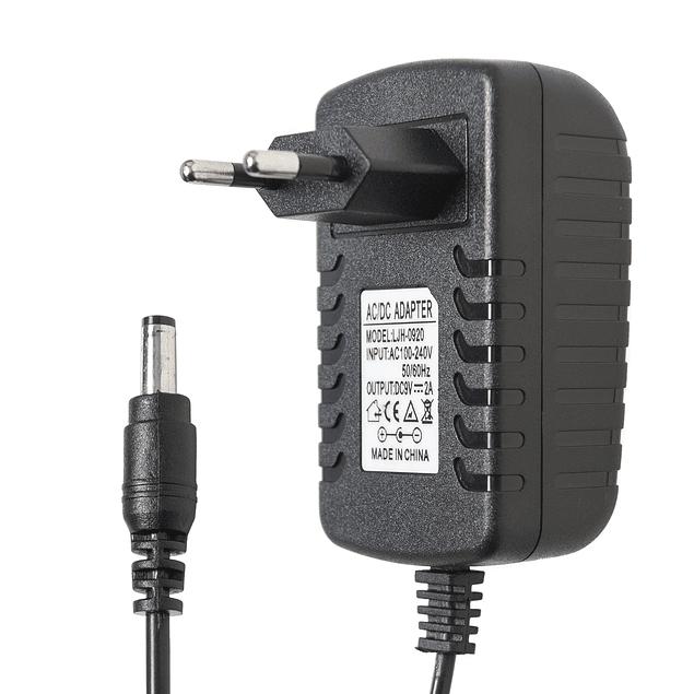 Cable Pulpo C/fuente De Poder 5 Pedales