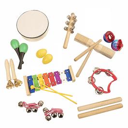 Set Instrumentos Musicales N009