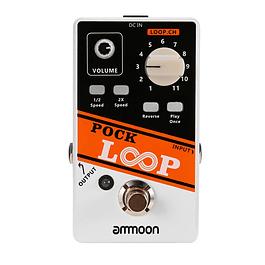 Ammoon Pock Looper - Pedal Para Guitarra