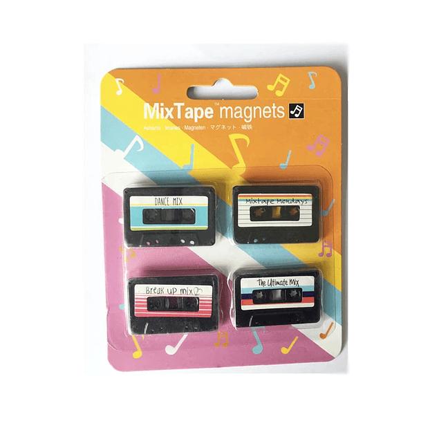 Imán Refrigerador Cassette