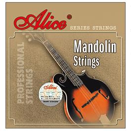 Juego de cuerdas ALICE para Mandolina