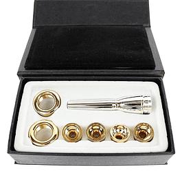Set boquillas de trompeta convertibles