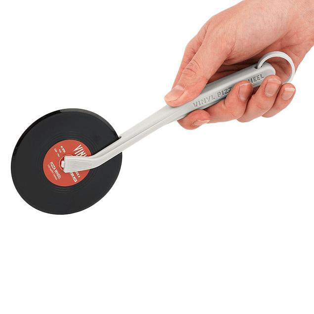 Cortador Pizza Vinilo