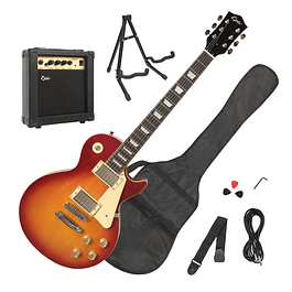 Guitarra Eléctrica LPAUL Sun (02)
