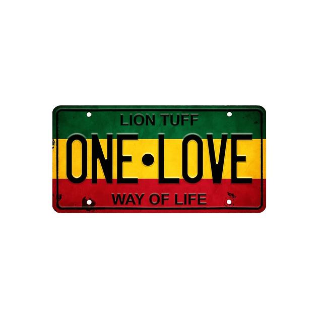 Sticker One Love