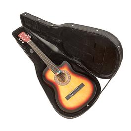 Case guitarra semi rígido