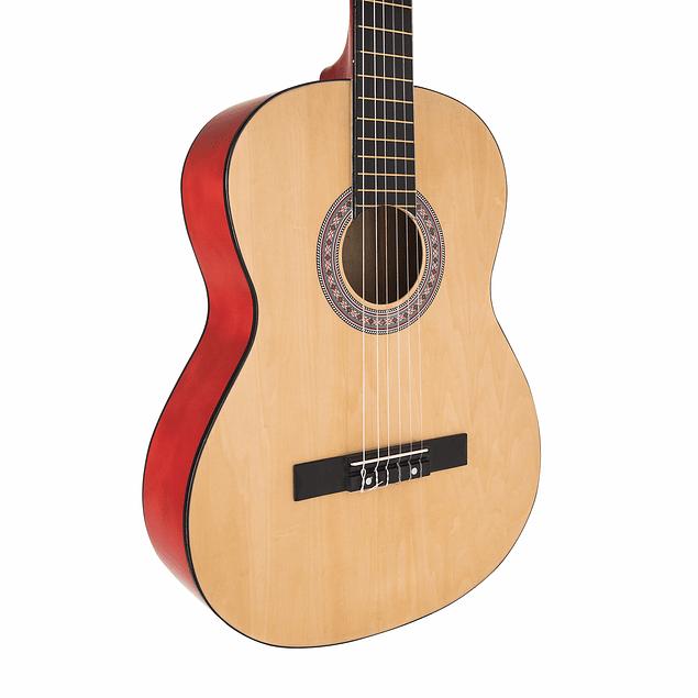 Guitarra Clásica Natural