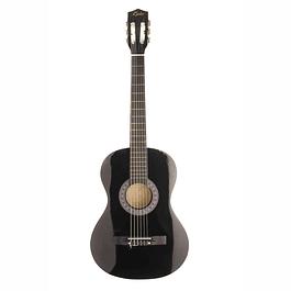 Guitarra Clásica Adolescentes y Adultos Negra 38