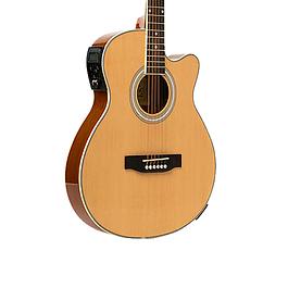 Guitarra Electroacústica Thin Natural